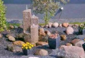granitskærver havearbejde
